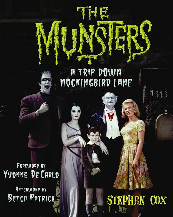 The Munsters at Munsterland - Your Guide to a Very Strange Family